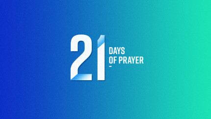 21 Days of Prayer