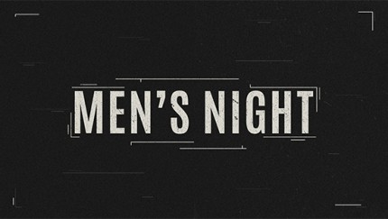 Highlands Men's Night