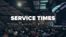 New Weekend Services