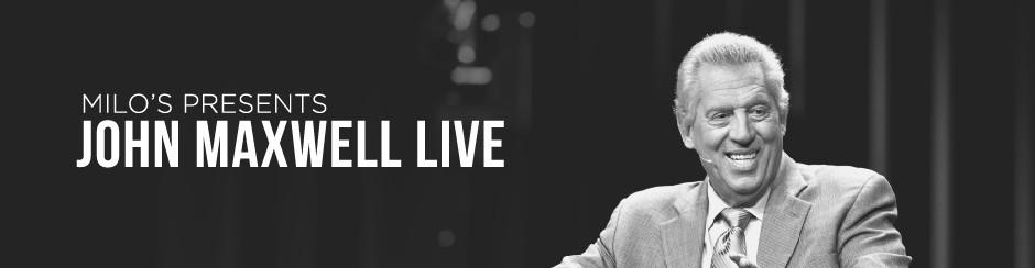 John Maxwell Live