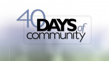 40 Days Of Community