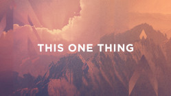 This One Thing