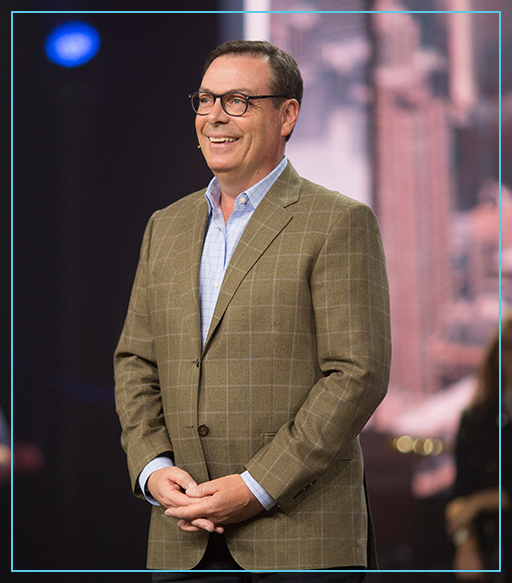 Pastor Chris Hodges