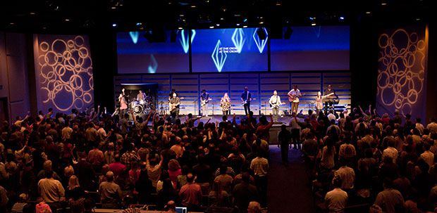 Greystone Campuses Church Of The Highlands