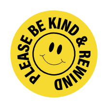 Be Kind and Please Rewind